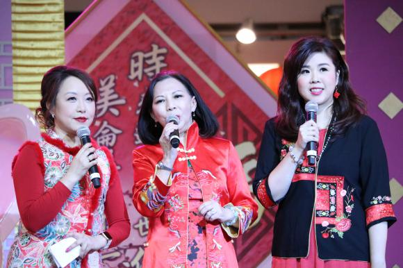Chinese New Year Countdown at Aberdeen Centre