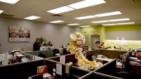 Fairchild Television Celebrates the Year of the Pig