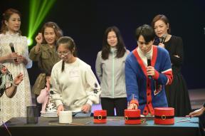 田蕊妮、譚俊彥、陳敏之及胡鴻鈞齊聚溫哥華「魅力凝聚新時代」<br>