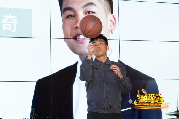 Students Can Sing 2019 Press Conference Welcomes 2nd Runner-Up of Season 3 of The Voice of China Ryan Yu