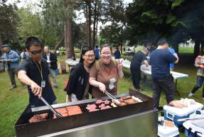 Fairchild TV Summer BBQ was back