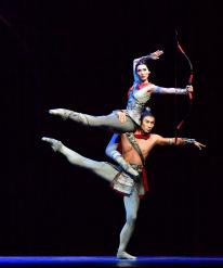 Liaoning Ballet Ensemble present the ballet dance in Toronto. Don't miss it!