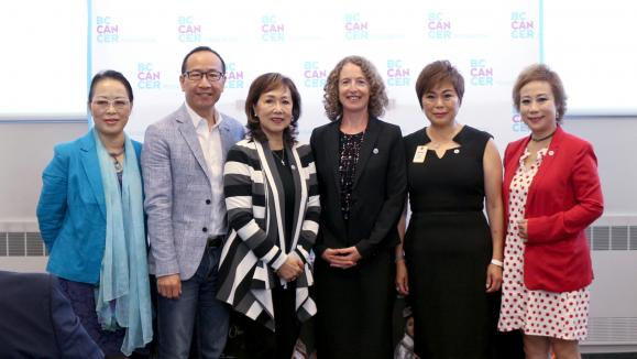 Miss Chinese Vancouver Pageant 2019 Charity Gala Press Conference