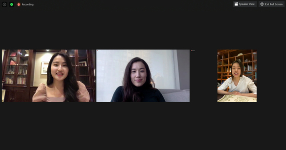 Online Sharing Sessions with MCVP '19 Winners and Miss Hong Kong Wing Lam