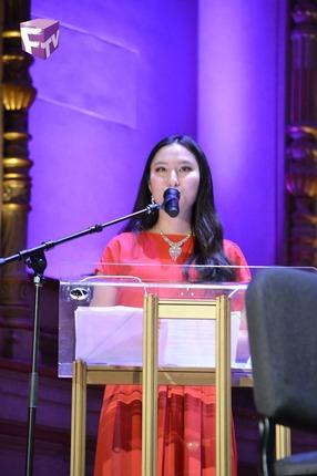 華姐「師姐」聶均竹為公益活動擔任主禮嘉賓及主持